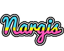 Nargis circus logo