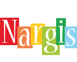 Nargis colors logo