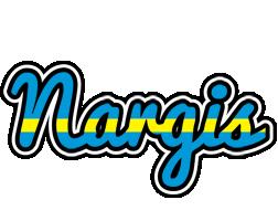 Nargis sweden logo