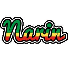 Narin african logo