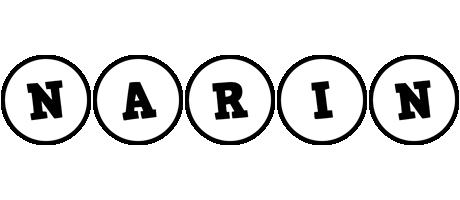 Narin handy logo