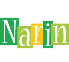 Narin lemonade logo