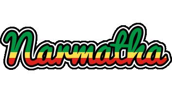 Narmatha african logo