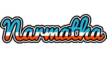 Narmatha america logo