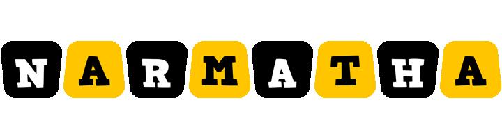 Narmatha boots logo