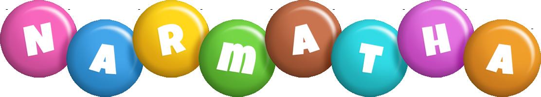 Narmatha candy logo