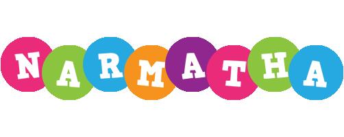 Narmatha friends logo