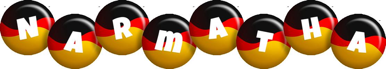 Narmatha german logo