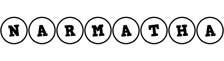 Narmatha handy logo
