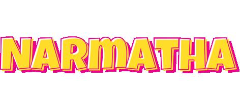 Narmatha kaboom logo