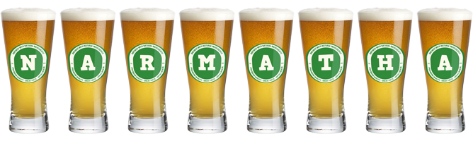 Narmatha lager logo