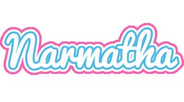 Narmatha outdoors logo