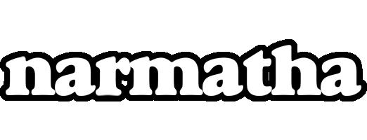 Narmatha panda logo
