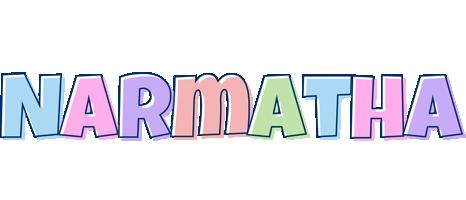 Narmatha pastel logo