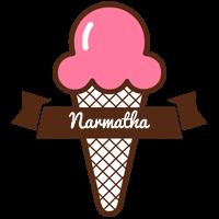 Narmatha premium logo