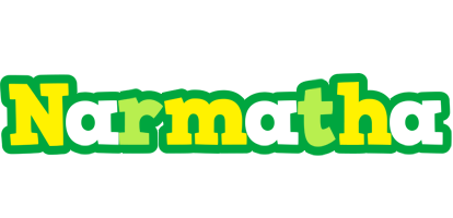 Narmatha soccer logo
