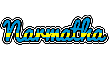 Narmatha sweden logo