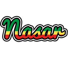 Nasar african logo