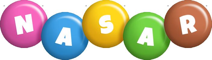 Nasar candy logo