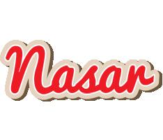 Nasar chocolate logo