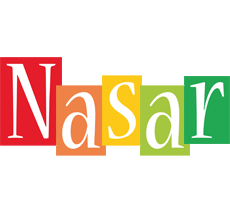 Nasar colors logo