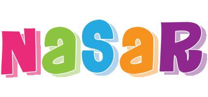 Nasar friday logo