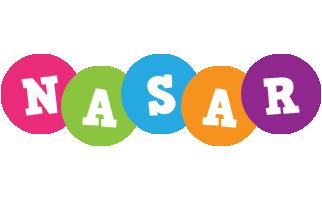 Nasar friends logo