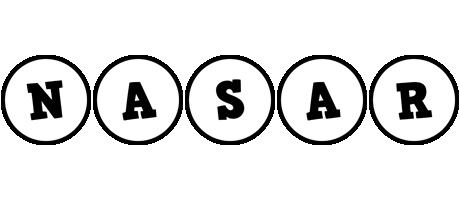 Nasar handy logo