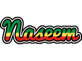 Naseem african logo