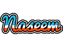 Naseem america logo
