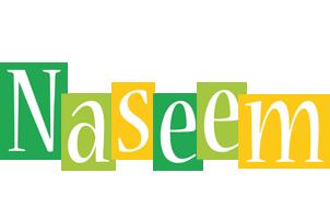 Naseem lemonade logo