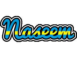 Naseem sweden logo