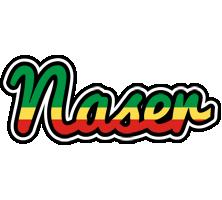 Naser african logo