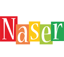 Naser colors logo