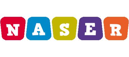 Naser daycare logo