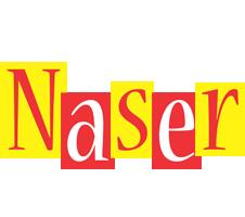 Naser errors logo