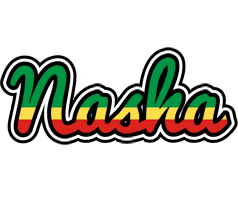 Nasha african logo
