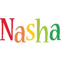 Nasha birthday logo