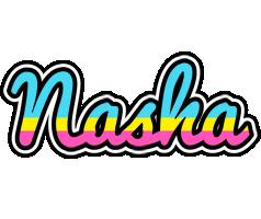 Nasha circus logo