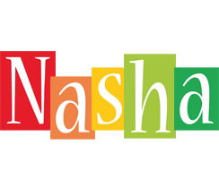 Nasha colors logo