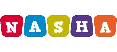 Nasha daycare logo