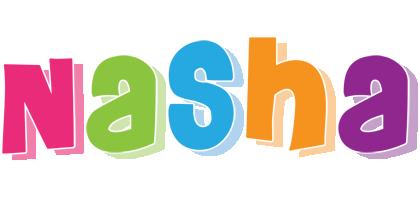 Nasha friday logo