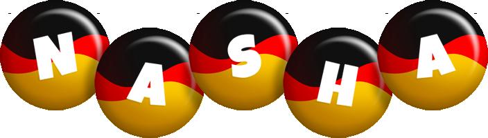 Nasha german logo