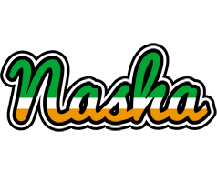 Nasha ireland logo
