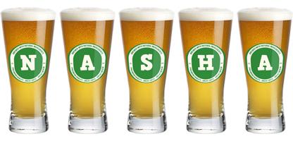 Nasha lager logo