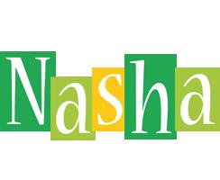 Nasha lemonade logo