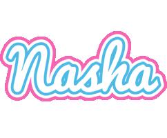 Nasha outdoors logo