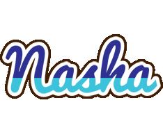Nasha raining logo