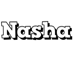 Nasha snowing logo