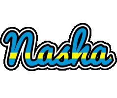 Nasha sweden logo